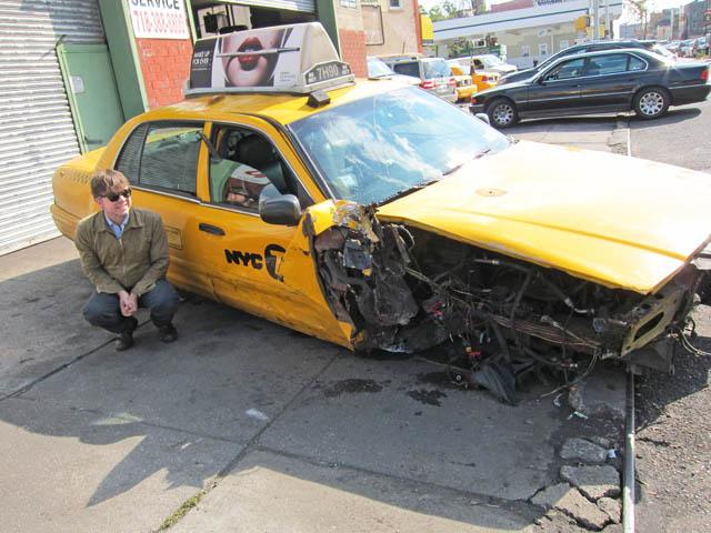 01 Darren Hanlon NYC Cab