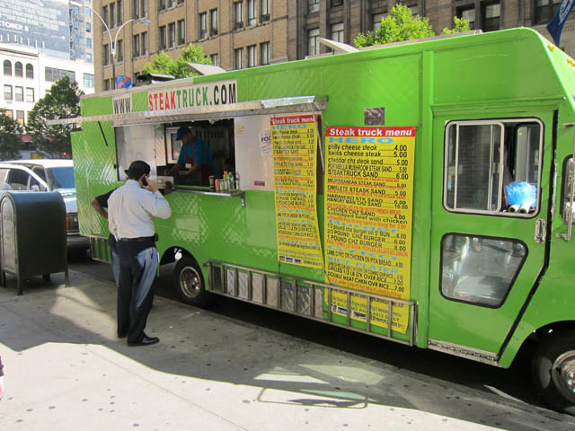 01 Steak Truck NYC