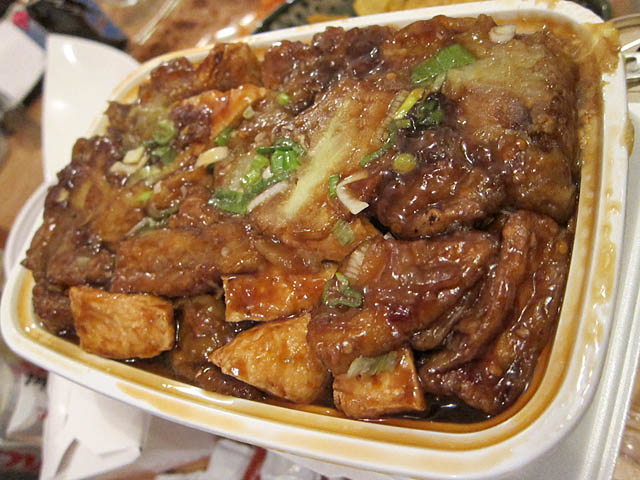 Braised Eggplant With Tofu In Garlic Sauce Recipes — Dishmaps