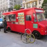 01 11 Eleven Express Halal Food Truck