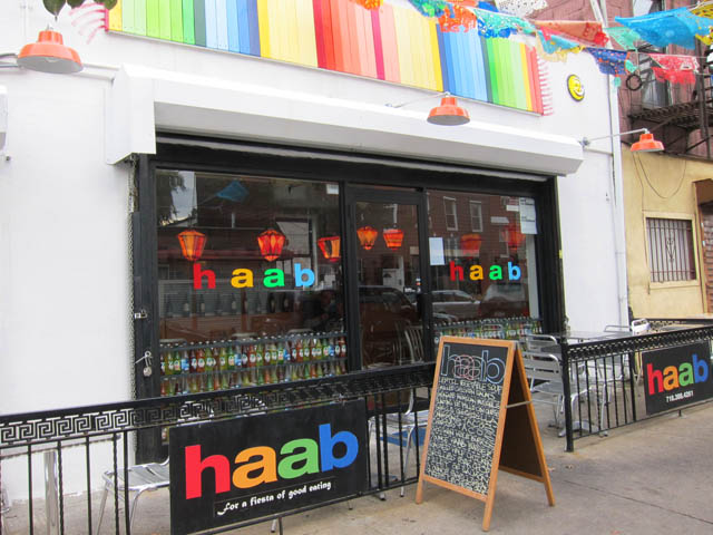 01 Haab Mexican Restaurant - Williamburg Brooklyn