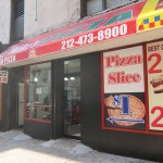 01 Mikes Pizza NYC 150x150 $1 Pizza Taste Off (Flatiron District)