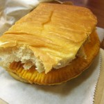 02 Beef Patty wrapped in Coco Bread - Christie's Jamaican Patties