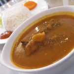 03 Pharsi Goat with Rice Thakali Kitchen 150x150 Thakali Kitchens Pumpkin Gravy Pharsi Goat