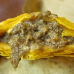 04 Beef Patty filling Christies Jamaican Patties 150x150 Christies Jamaican Patties
