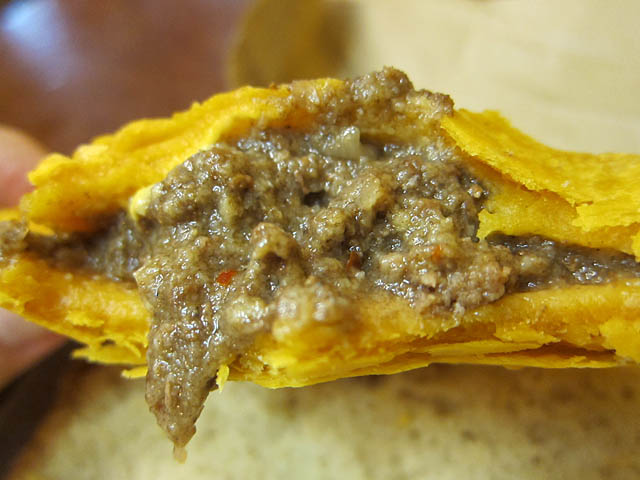 04 Beef Patty filling – Christie's Jamaican Patties | ME SO HUNGRY