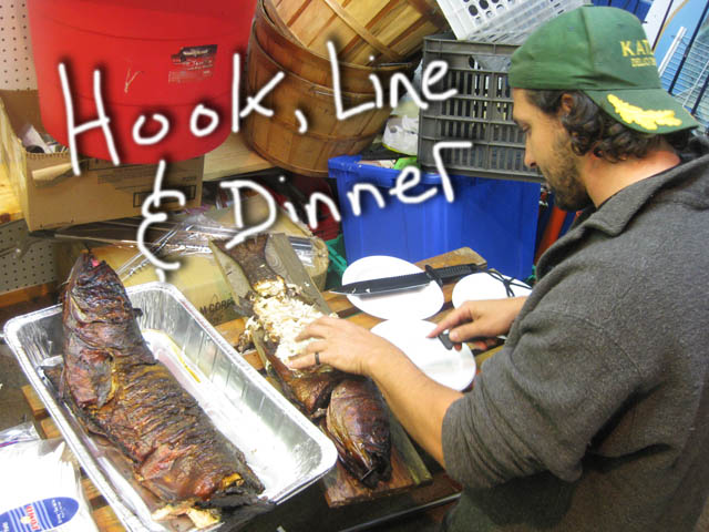 Hook Line and Dinner Ben Sargent Bens New Cooking Channel Show Premieres Thursday