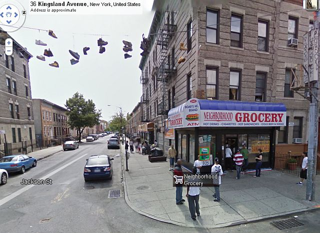 Kingsland and Jackson Brooklyn Rotisserie Chicken Now In A Drug Free Zone