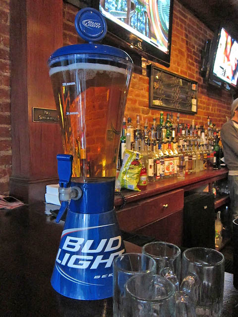 01 Bud Light Tube