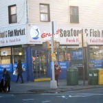 01 Grand Seafood and Fish Market Brooklyn 150x150 Grand Seafoods Free Fish Steam