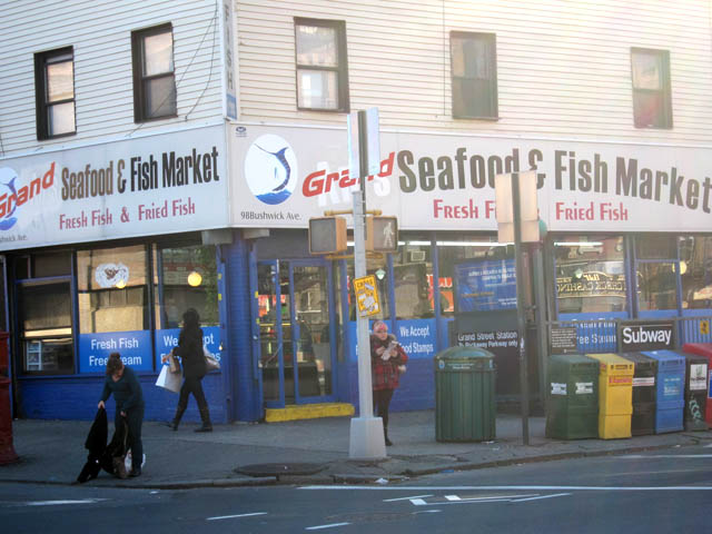 01 Grand Seafood and Fish Market - Brooklyn