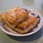 03 Turnip Cake - Golden Lotus