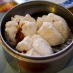 05 Steam Pork Buns - Golden Lotus