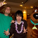 06 Jason Lam and Scooby Doo and Shaggy 150x150 Christmas Buffet at the Islands Dining Room at Royal Pacific Resort at Universal Studios