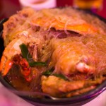 08 Crab In Shell with Vermicelli Casserole - Shanghai Gourmet NYC