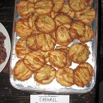 10 Chrissie & Jeremy's Caramel Couch Potato with Salt Pepper Kettle Chips Cookies