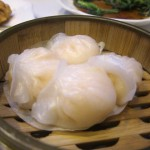 11 Shrimp Dumplings - Jing Fong