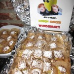 19 Jill and Matt's Lemon-Ginger Wunderbars