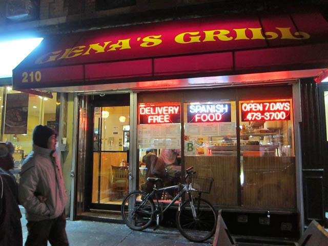 01 Gena's Grill