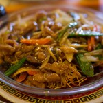 02 Pan Fried Noodles Trey Yuen 150x150 Dim Sum at Trey Yuen (Orlando)