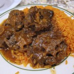 03 Oxtail Stew Genas Grill NYC 150x150 Oxtail Stew from Genas Grill