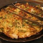 04 Pa Jeon scallion pancake - Kang Suh Restaurant