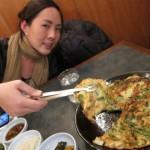 05 Pa Jeon scallion pancake - Kang Suh Restaurant