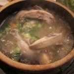 06 Samgae Tang - ginseng baby chicken - Kang Suh Restaurant