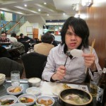 07 Jason Lam eating Korean food 150x150 Kang Suh Korean Restaurant