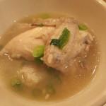 08 Samgae Tang - ginseng baby chicken - Kang Suh Restaurant