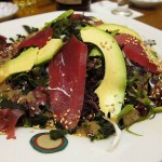 11 Avocado and Tuna Fish Salad - Ise Japanese Restaurant