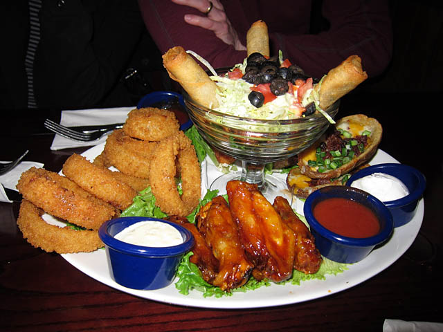 Jumbo Combo - Hard Rock Cafe Orlando
