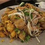 04 Seafood Lo Mein - Noodle Village