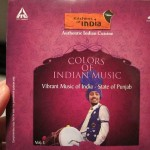 06 Kitchens of India - Colors of Indian Music CD