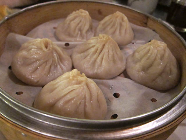 10 Shanghai Soup Dumplings – Noodle Village | ME SO HUNGRY