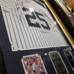 01 Sports memorabilia at Carmines 150x150 Carmines Pizzeria Back Room