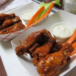 03 Buffalo Wings - The Rock Shop Brooklyn