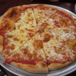06 Personal Cheese Pizza - Carmine's