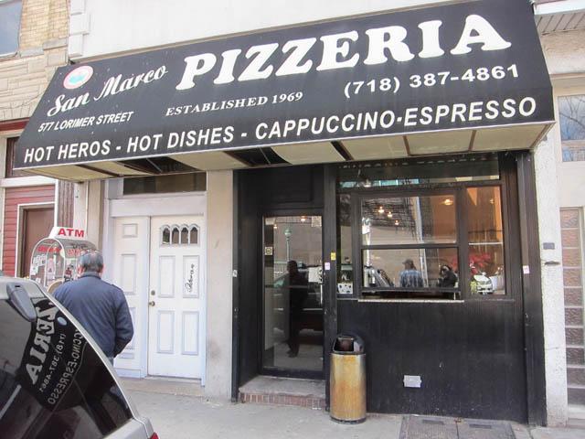 01 San Marco Pizzeria