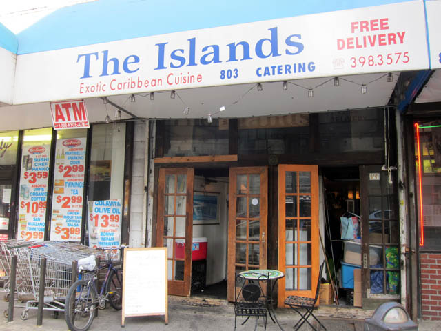 01 The Islands - Caribbean Brooklyn Restaurant