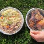 02 Jerk Chicken and Rice and Peas and Cabbage The Islands 150x150 The Islands   Exotic Caribbean Cuisine