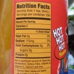 03 Matouks Calypso Sauce Nutrition Facts 150x150 Matouks Calypso Sauce