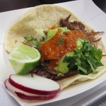 04 Barbacoa Goat Taco Tacos Morelos food cart 150x150 Tacos Morelos Food Cart