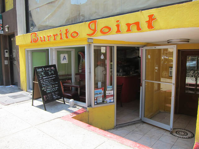 01 Burrito Joint NYC