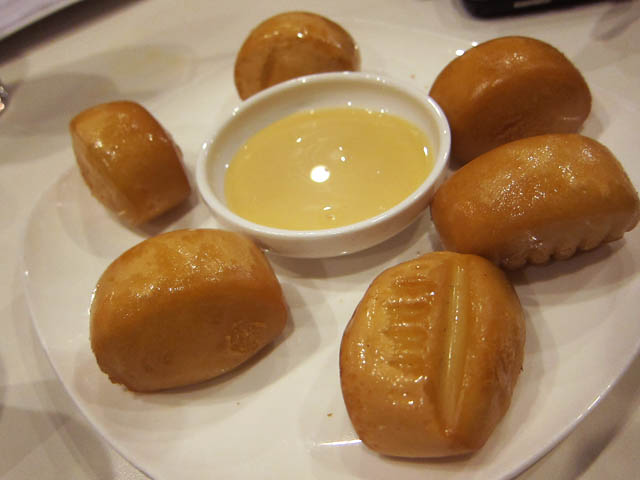 01 Fried Buns and Condensed Milk - Cha Chan Tang