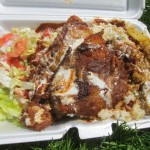 02 Fish over Rice Halal food cart 5th Ave and 21st St NYC 150x150 Halal Food Cart 5th Ave and 21st St