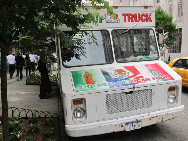 01 The Super Truck - Mexican food NYC