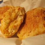 03 Cheesey Biscuits Red Lobster Times Square 150x150 Dining with Dr. Klaw at Red Lobster