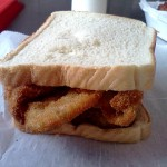 04 Fried Whiting Fish Sandwich Grand Seafood 150x150 Grand Seafood Feast