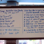 04 The Tap Grill Menu 150x150 The Tap & Grill Clambar at Rockaway Beach